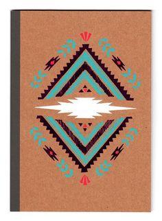 Desert Turquoise Notebook
