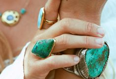 Turquoise jewerly