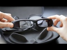 Sony's Augmented Reality Glasses Now Available for Pre-order!   #AR #Wearables p/s: That cute girl is not included.