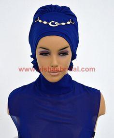 Ready To Wear Hijab  Code: HT-0227 Hijab Muslim by HAZIRTURBAN