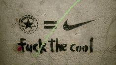 Graffiti around Venice, Italy