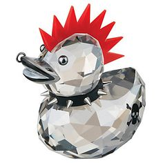 Swarovski_Happy_Duck_-_Punk_Duck