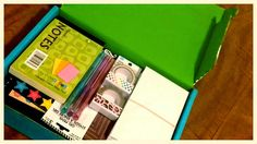 Going Postal: DIY Pen Pal Kit