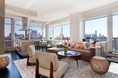 Sleek Chelsea Highrise with incredible skyline views
