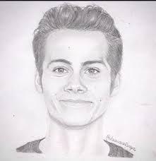 how to draw derek hale