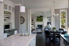 10 best open floor plan paint colors images on Pinterest   Paint     How to pick colors for an open floor plan    three approaches