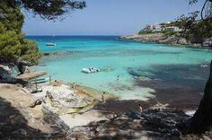 Calas de Mallorca: Las 10 Más Bonitas y Mejores Cinque Terre, Hotel Porto, Spa Luxe, Beach Cove, Destinations, Voyage Europe, Destination Voyage, Strand, World