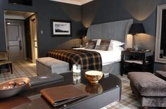 scottish themes bedrooms - Google Search