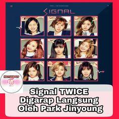 Comeback TWICE dengan Signal sangat dinantikan mengingat inilah kali pertama mereka diproduseri Park Jin Young pimpinan JYP Entertainment yang menaungi TWICE. Ini lagu pertama yang kami terima (dari Park) sejak debut sangat membuat kami tersanjung dan bahagia kata Dahyun.  Dibanding lagu-lagu terdahulu Signal memang memberi kesan berbeda. Lebih segar berkat nuansa futuristis dengan elemen musik electro dance dan hip hop. Jangankan penggemar para personel TWICE sendiri mulanya kaget mendengar…