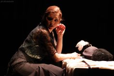 Diseño y realización vestuario:Evita y el Che.