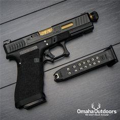 Salient Arms Glock 17 RTF2 Tier 1 9mm TiN Threaded Find our speedloader now!  http://www.amazon.com/shops/raeind