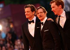Mr. Darcy, Sirius Black, and Sherlock Holmes...this is not a joke; this is reality.
