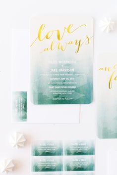 Wedding Invitation Ideas By Wedding Style