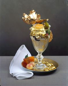 World's Most Expensive Ice Cream.. will i eat it? probably not.. But I can look..