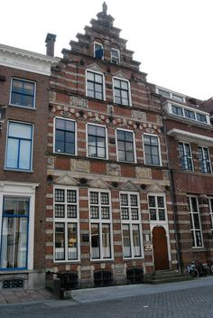 Herenhuis Zutphen by alwinoll, via Flickr