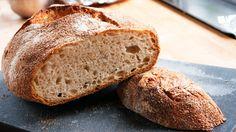 The world's best bread - No Knead Bread - Dutch Oven Bread