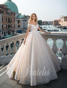 Suknia ślubna Pentelei 2222