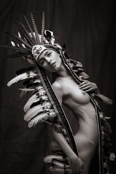Beautiful headdress 2