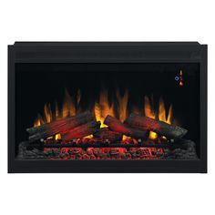 Classic Flame 36 in. Electric Fireplace Insert - 36EB220-GRT