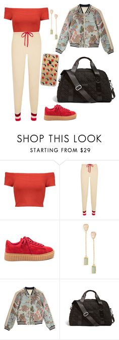 """""""Untitled #381"""" by catarina-de-sousa-lopes on Polyvore featuring Alice + Olivia, Madeleine Thompson, Karen London, Maje and Vera Bradley"""