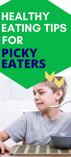 Curious about nutrition for kids?  Learn about healthy eating tips for kids, and how to get picky eaters to try new healthy foods!