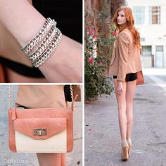 Two Toned Purse