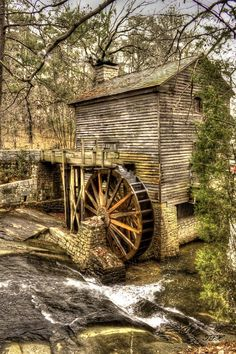 The Old Mill Photograph