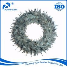 Goose Coquille Feather Wreaths, Goose Coquille Feather Wreaths direct from Cixi Hong Yuan Feather Products Co., Ltd. in China (Mainland)