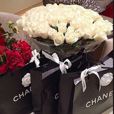 Roses, Roses and Chanel