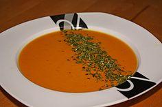 Süßkartoffel - Karotten - Suppe, ein sehr schönes Rezept aus der Kategorie Gebundene. Bewertungen: 23. Durchschnitt: Ø 4,2.