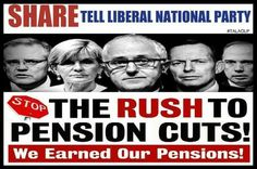 we pay our taxes are entitle to a pensions