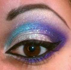 new years eve makeup