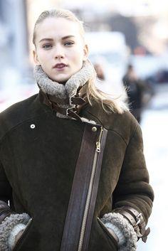 New York Fashion Week Fall 2014 Part 2 | SNAP | WWD JAPAN.COM