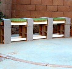 Panchine Da Giardino In Cemento.43 Fantastiche Immagini Su Panchina In Blocco Di Cemento