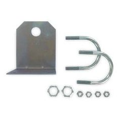 """Mounting Bracket, Use With 3NZH9 to 3NZK8 by Dwyer. $23.05. Explosionproof RTD TransducersCan be set for 1 of 7 preprogrammed temp. ranges or a custom 40°F-or-more range. 1/4"""" dia. probe, 1/2"""" NPT process connection and electrical connection.FM Approved and CE Certified.Class I Groups B, C, and D; Class II Groups E, F, and G; and Class IIIPower required: 10-35VDCOutput: 4-20mA DCTemp. accuracy: transmitter 0.1%, probe 0.3%Temp. range: -30° to 250°FMounting Bra..."""