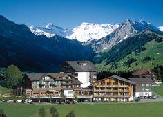 VCH-Hotel Hari im Schlegeli, Adelboden, Berner Oberland, Schweiz / Switzerland. www.vch.ch/hari/
