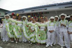 La nueva Biblioteca Pública de Tarazá beneficia a un total de 32.916 habitantes, quienes en su gran mayoría han sido víctimas del conflicto armado y hacen parte de una comunidad de personas desplazadas por la violencia.  Fotos: Edward Lora
