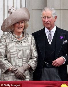 Closing the gap; Prince Charles and Camilla