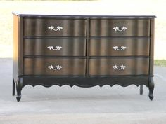 french provincial furniture refinished - Google Search
