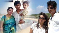 Actor Jeeva Family Photos - Jiiva Family and  Friends