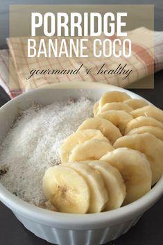 Un petit déjeuner sain rapide et réconfortant ? Misez sur le porridge ! Prêt en 2 minutes et respectueux de votre ligne : un vrai régal à moins de 300 calories !