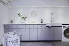 House of Philia Interior Design Living Room, Living Room Designs, Living Room Decor, Ikea Bathroom, Laundry In Bathroom, White Bathroom, Bathroom Ideas, House Of Philia, Kitchen Decor