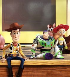 """""""Now Woody, he's been my pal for as long as I can remember. He's brave, like a cowboy should be. And kind, and smart. But the thing that makes Woody special, is he'll never give up on you... ever. He'll be there for you, no matter what."""" - Toy Story 3"""