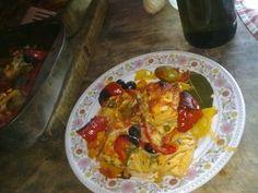 Genuine CodFish Italian Style !!!