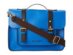 Say hello to my little bag: Ted Baker Skolday Ecru -