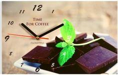 Kuchynské nástenné hodiny s čokoládou Ale, Clock, Home Decor, Watch, Decoration Home, Room Decor, Ale Beer, Clocks, Home Interior Design