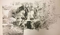 Le blog d'Olivier JAMES: Différentes vues et dessins Fontenay, Collages, Vintage World Maps, Olive Tree, Drawings, Atelier, Woodwind Instrument, Collage