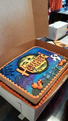 Family day cake