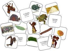 Rafara maternelle: fiches et jeux pour travailler sur Rafara