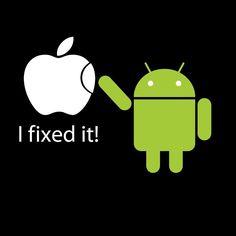 He fixed it..........finally